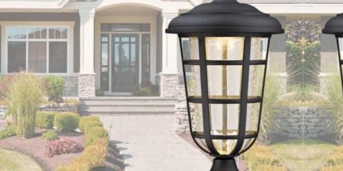 Up to 80% Off Indoor & Outdoor Lighting on Home Depot
