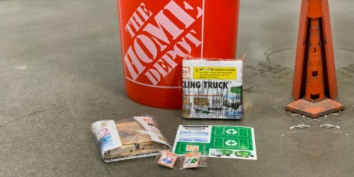 Score FREE Home Depot Kids Workshop Kits