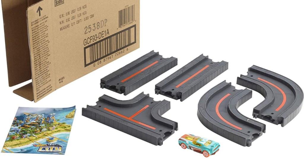 car track toy set
