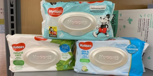 Huggies Baby Wipes 3-Packs Only $6.97 Shipped on Amazon