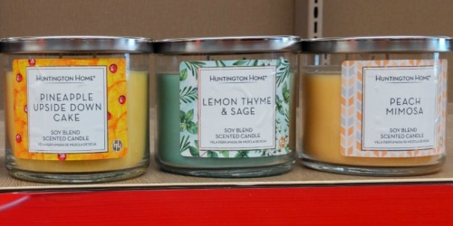 New Spring Scented 3-Wick Candles Now at ALDI | Just $3.99 Each