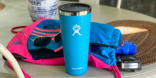 $20 Off $100 REI Outlet Deals | Hydro Flask Tumblers Just $20.73 Each Shipped