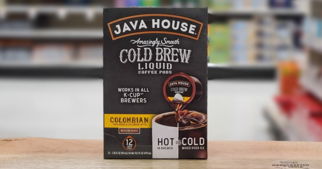 Java House Coffee at Target
