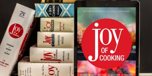 Joy of Cooking: 2019 Edition eBook Only $2.99 (Regularly $20)