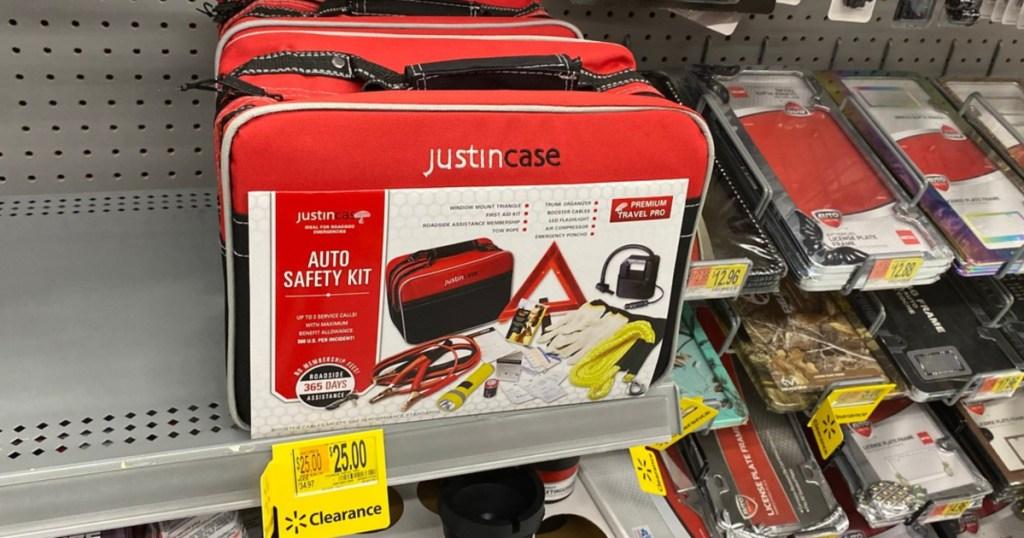 traveling auto kit
