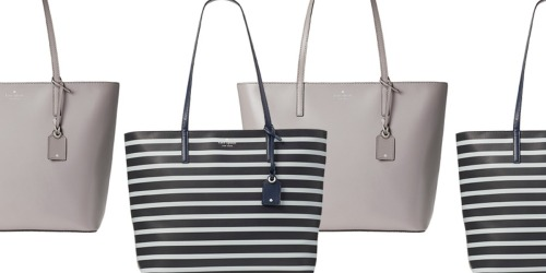 Kate Spade Totes Only $65 Shipped (Regularly $329)