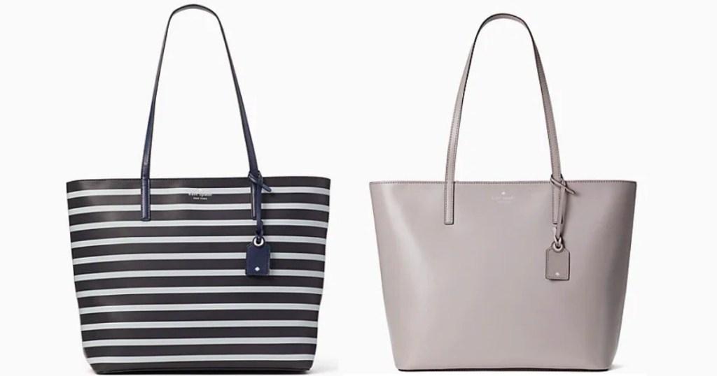 Kate Spade Stripes bag