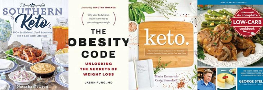 diet eBook covers