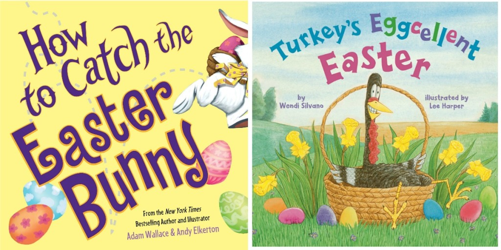 Two Easter themed story books