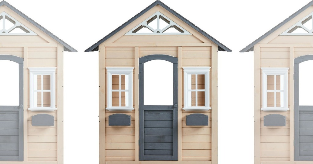 Kids Outdoor House