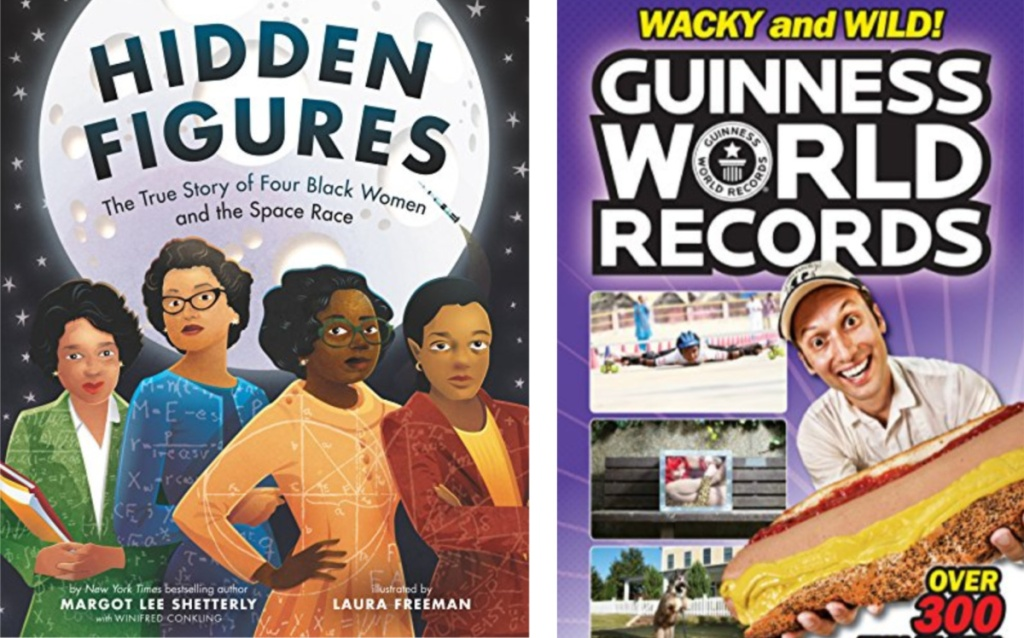 hidden figures and guinness world records