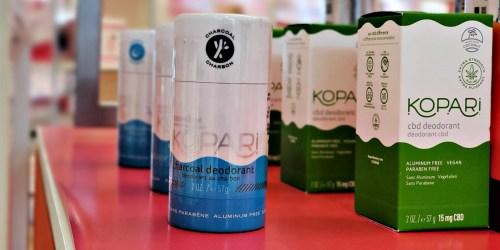 Kopari Aluminum-Free Deodorant Just $7 (Regularly $14)