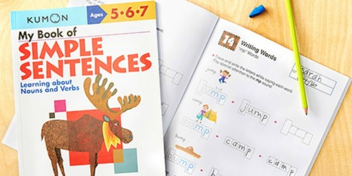 Kids Learning Workbooks as Low as $4 on Zulily | Awesome Reviews