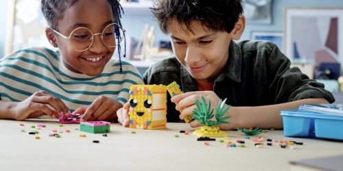 New LEGO DOTS Collection Now Available | Perfect for Kids Who Love Arts & Crafts