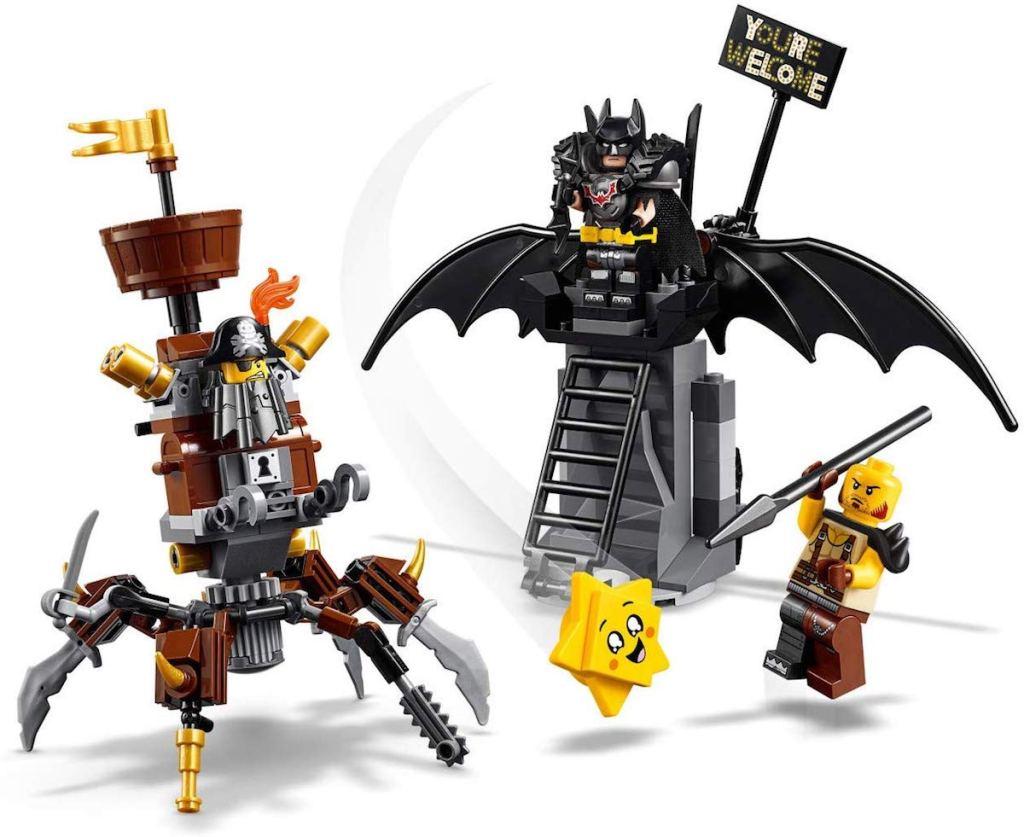 The Lego Movie 2 Batman Metalbeard Set Only 9 99 Regularly 20 Hip2save