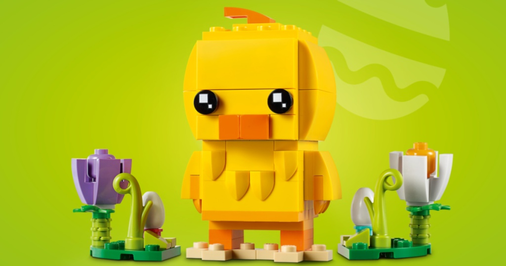 LEGO easter chick