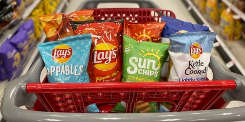 Buy Two, Get One FREE Lay's Chips at Target | In-Store & Online