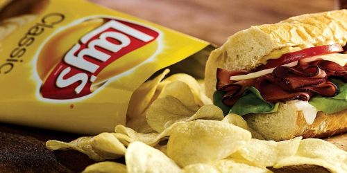 Lay's Potato Chips 40-Count Just $10.62 Shipped on Amazon | Only 27¢ Each