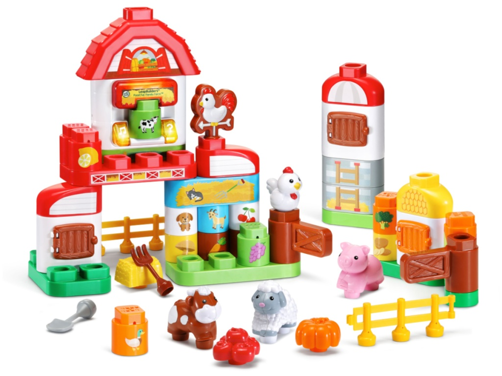 toy farm set