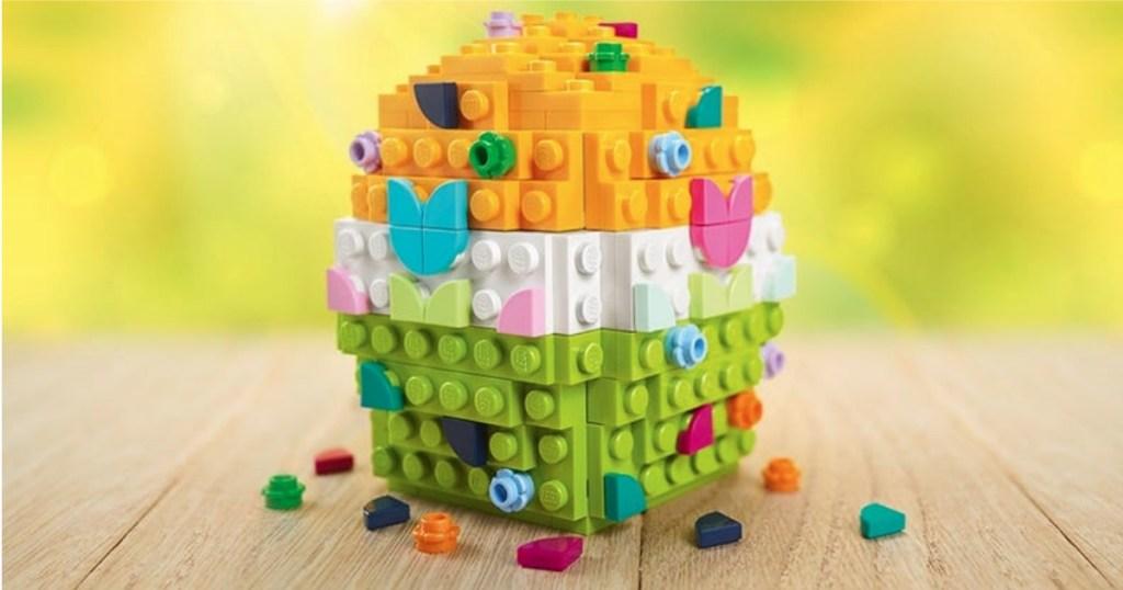 Lego Easter Egg