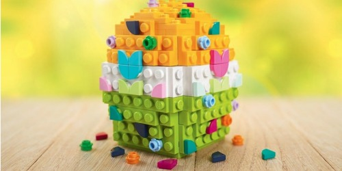 Free LEGO Easter Egg AND Bunny Sets w/ LEGO.com Purchase