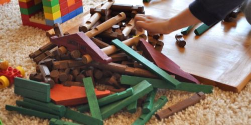 Lincoln Logs Farmhouse 268-Piece Set Only $54.99 Shipped on Amazon (Regularly $110)