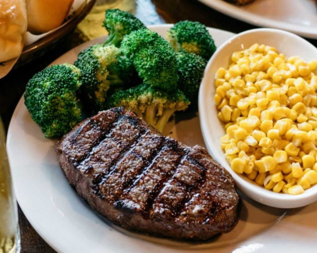 Logan's Roadhouse Meals