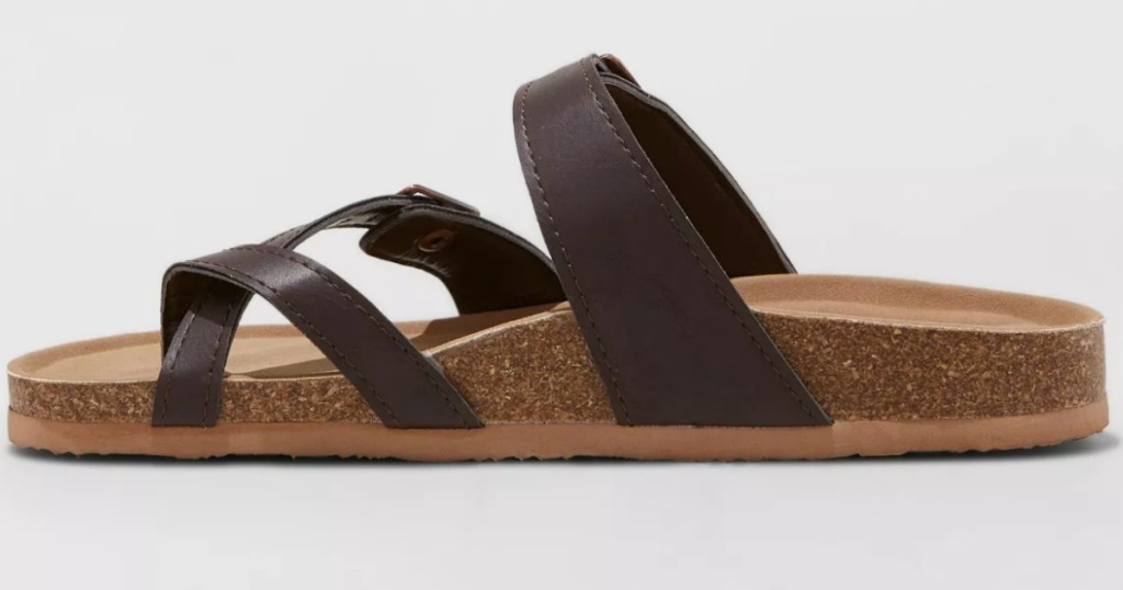 Mad Love Sandal Brown