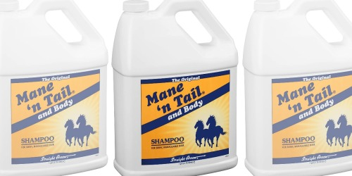 Mane 'n Tail and Body Shampoo 1-Gallon Only $17.49 Shipped on Amazon (Regularly $30)