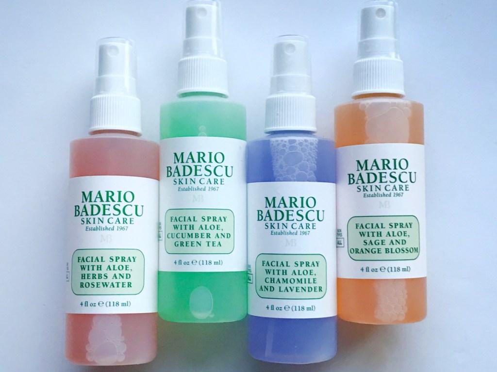 facial spray bottles