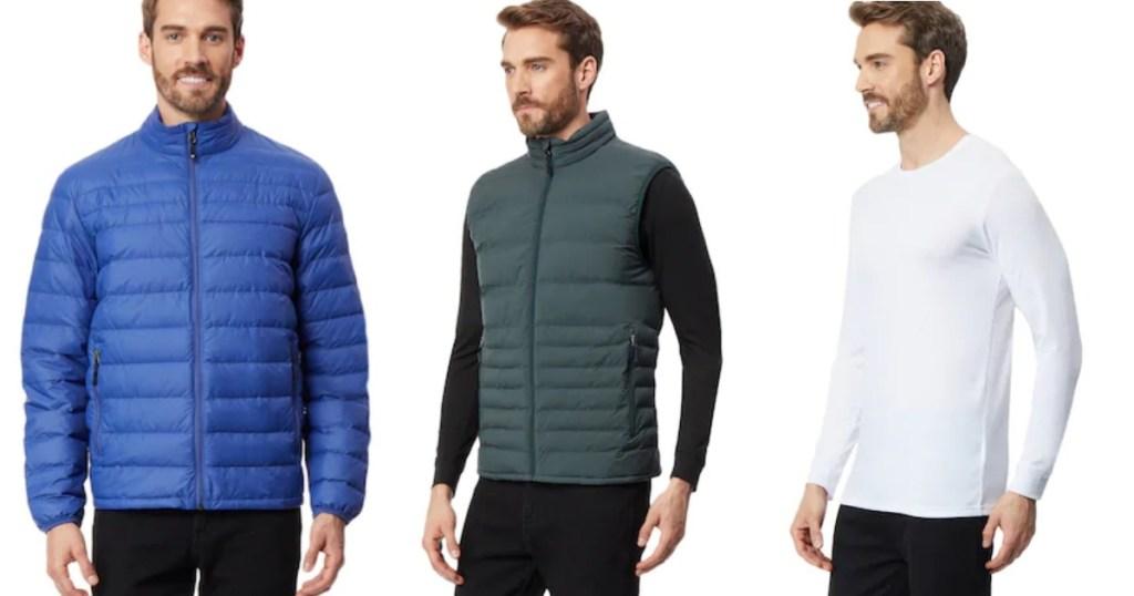 Men's HeatKeep Wear from Kohl's