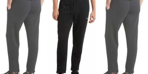 Puma Men's Heavyweight Fleece Joggers Only $8.97 Shipped on Costco.com