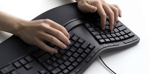Microsoft Ergonomic Keyboard Only $29.99 Shipped (Regularly $60)