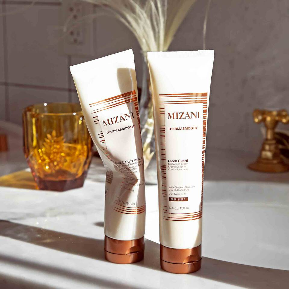 Mizani Thermasmooth products