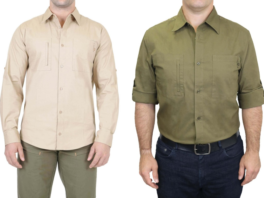 Mountain Isle Men's Workwear Shirts