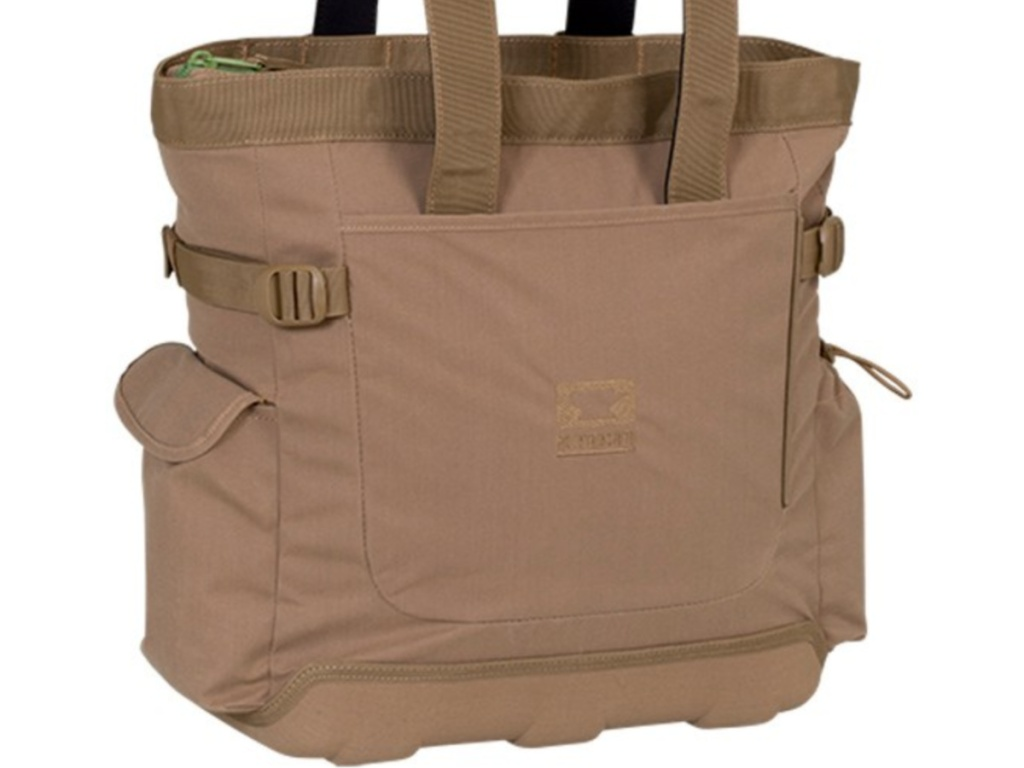 tan mountainsmith cooler tote backpack