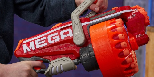 NERF Megalodon Mega Pack Only $24.97 Shipped at Coscto (Regularly $40)