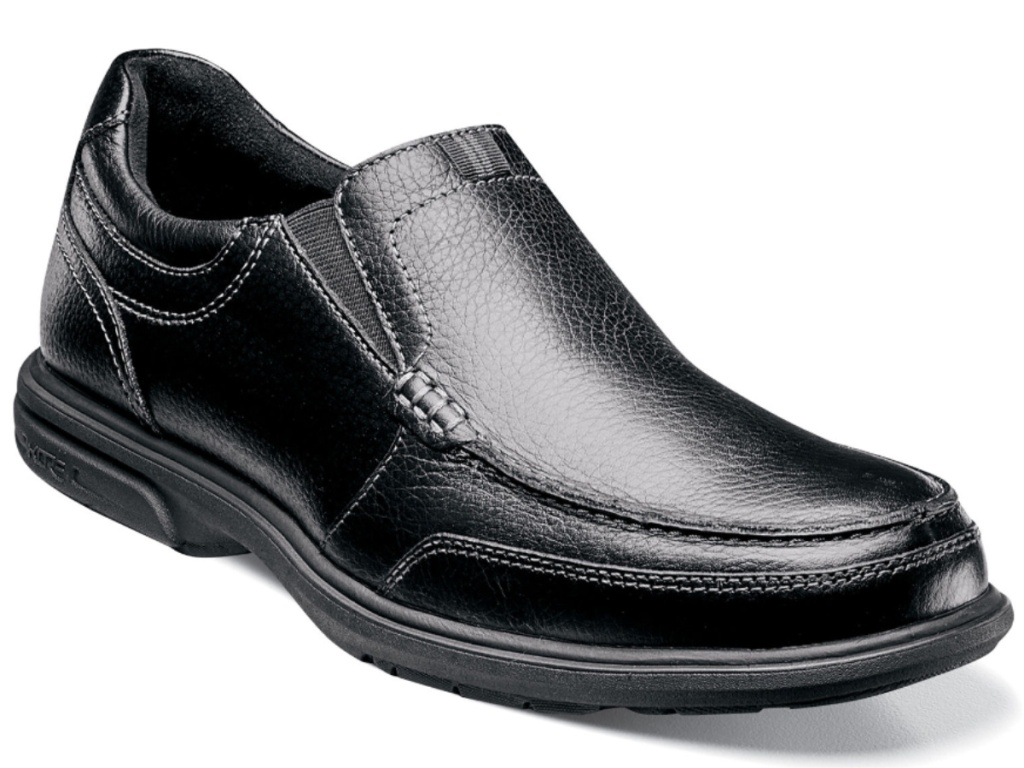 shiny black mens dress shoes