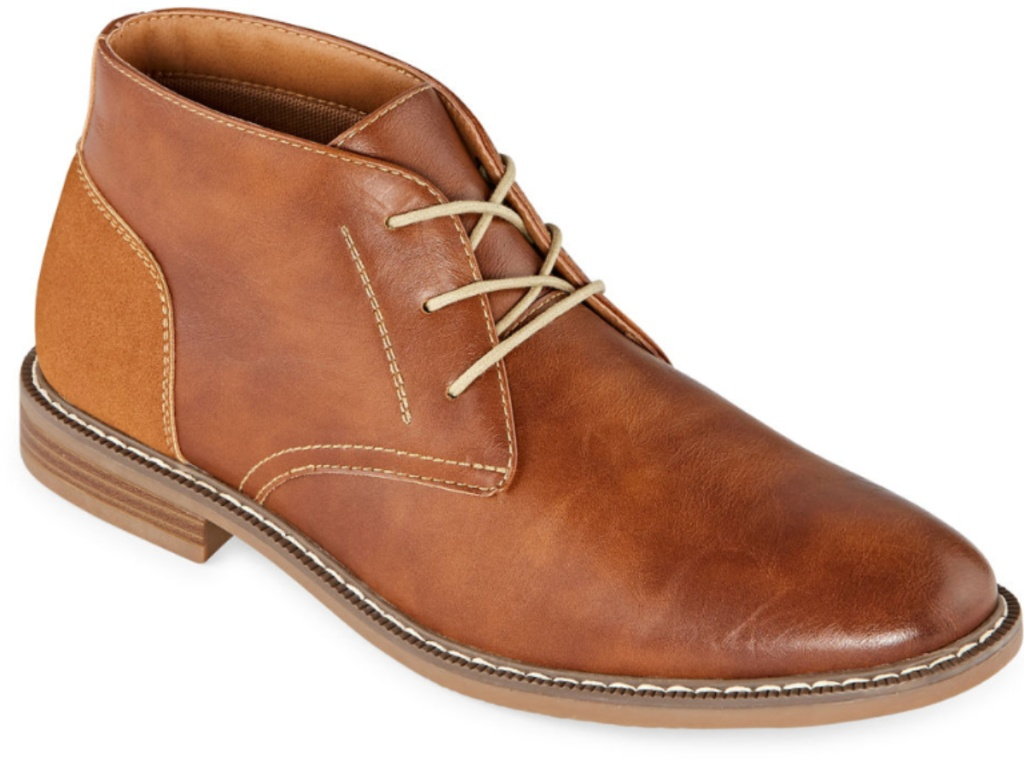 brown lace up dress shoes