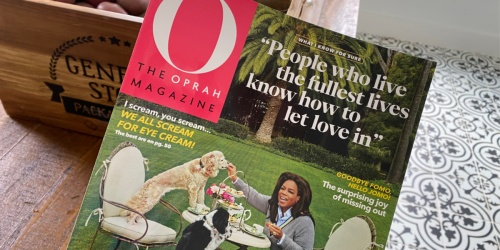 FREE 2-Year O, The Oprah Magazine Subscription