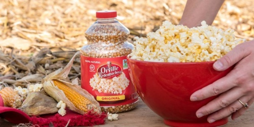 Orville Redenbacher's Popcorn Kernels 30oz Jars from $3.21 Shipped on Amazon