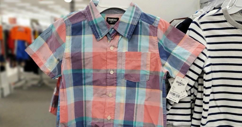 OshKosh boys shirt