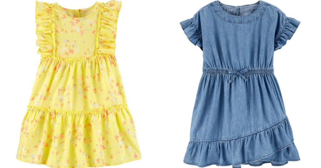 two OshKosh Dresses