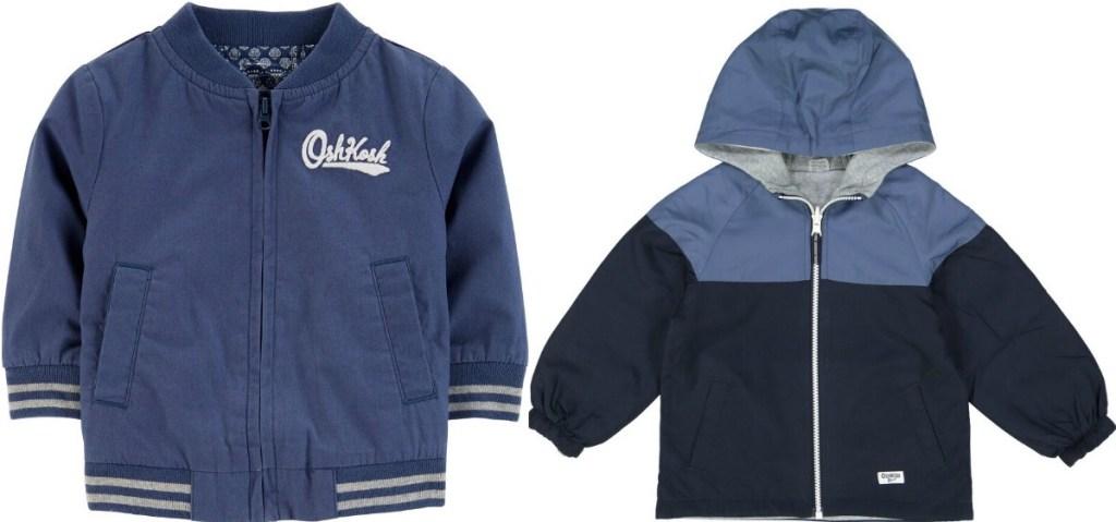 two OshKosh Jackets