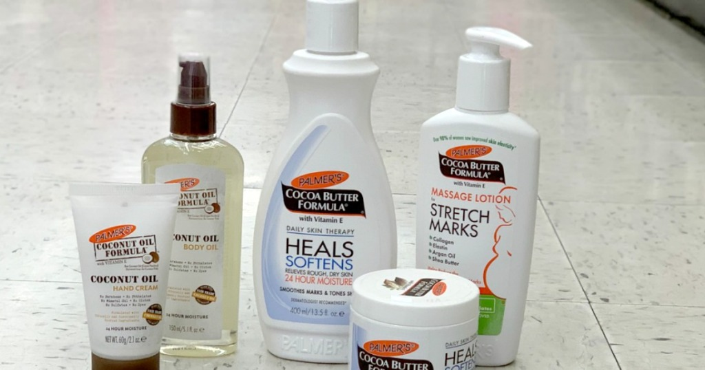 multiple palmers products