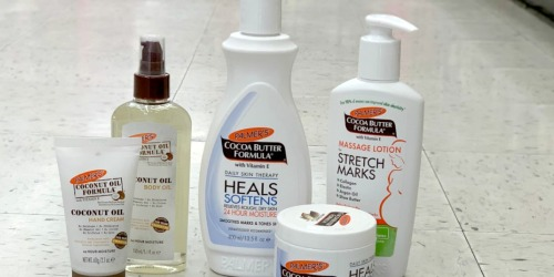 Buy 2, Get 1 FREE Personal Care Products on Amazon | Palmer's Cocoa Butter Lotion from $3 Each Shipped
