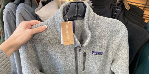 Up to 75% Off Men's & Women's Apparel Dick's Sporting Goods | Patagonia, Nike, Under Armor & More