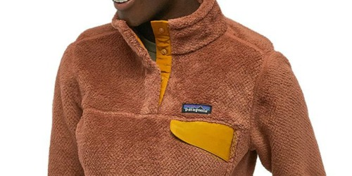 Patagonia Women's Pullover Only $51 Shipped (Regularly $119)