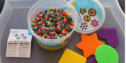 Perler Bead Bucket Kits Just $8.99 on Zulily | Make Fun & Easy Kid's Crafts