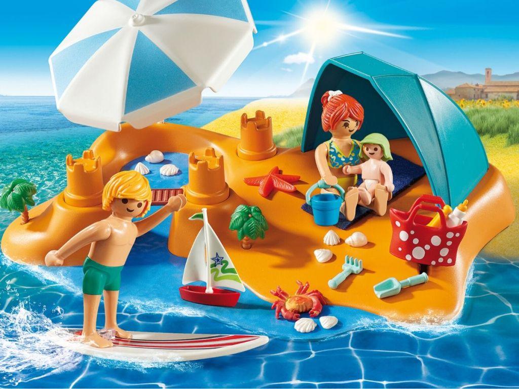 Playmobile Beach Day Set